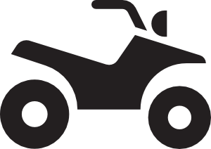 free vector Atv White clip art