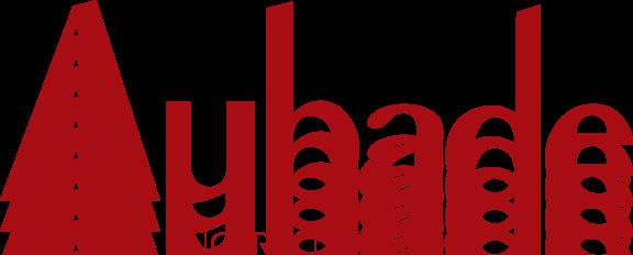 free vector Aubade logo