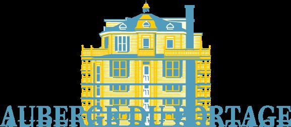 free vector Auberge du Portage logo