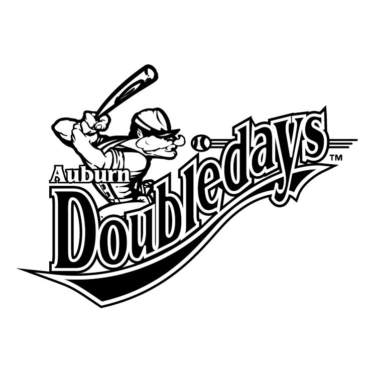 free vector Auburn doubledays