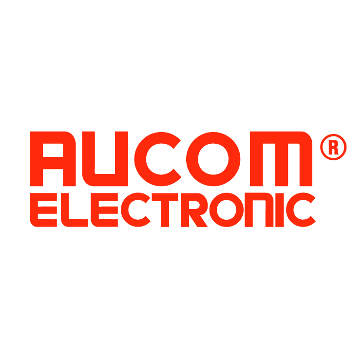 free vector Aucom electronic