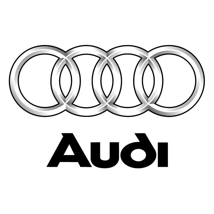 free vector Audi 15