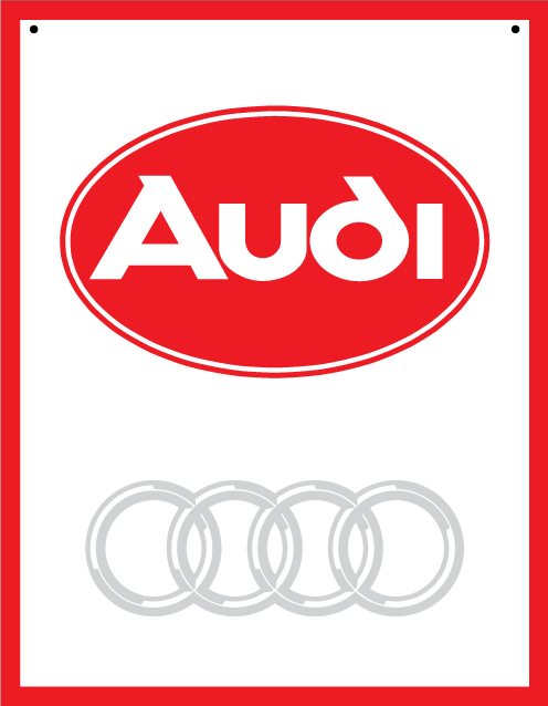 free vector Audi 2