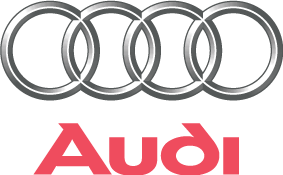 free vector Audi 3D logo