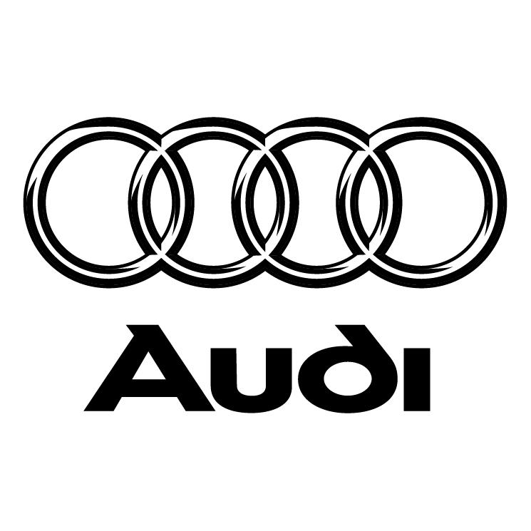 free vector Audi 7