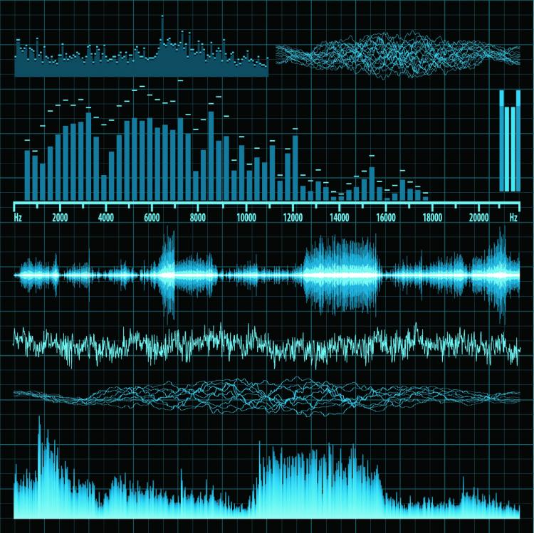free vector Audio band 03 vector