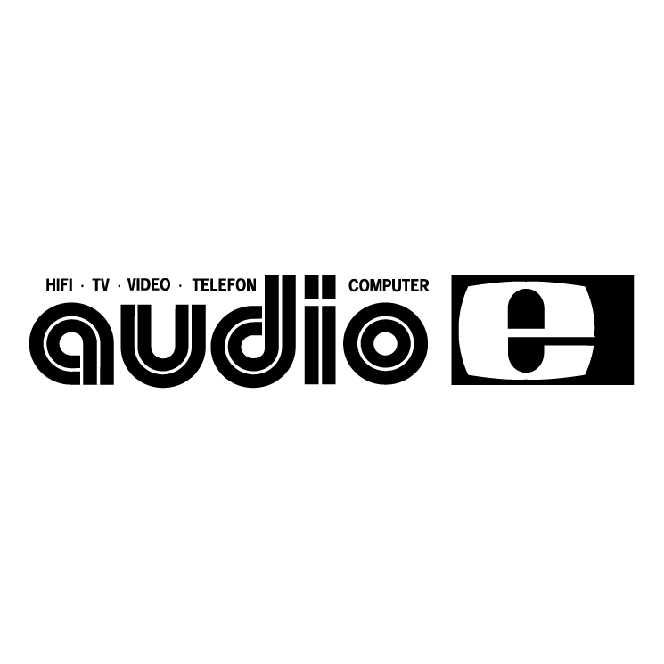 free vector Audio e