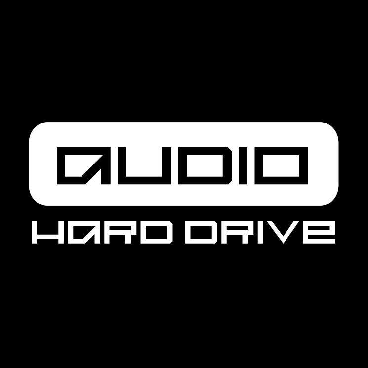free vector Audio hard drive 0