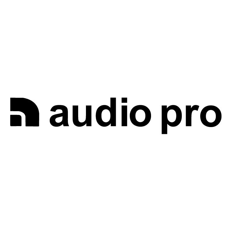 free vector Audio pro