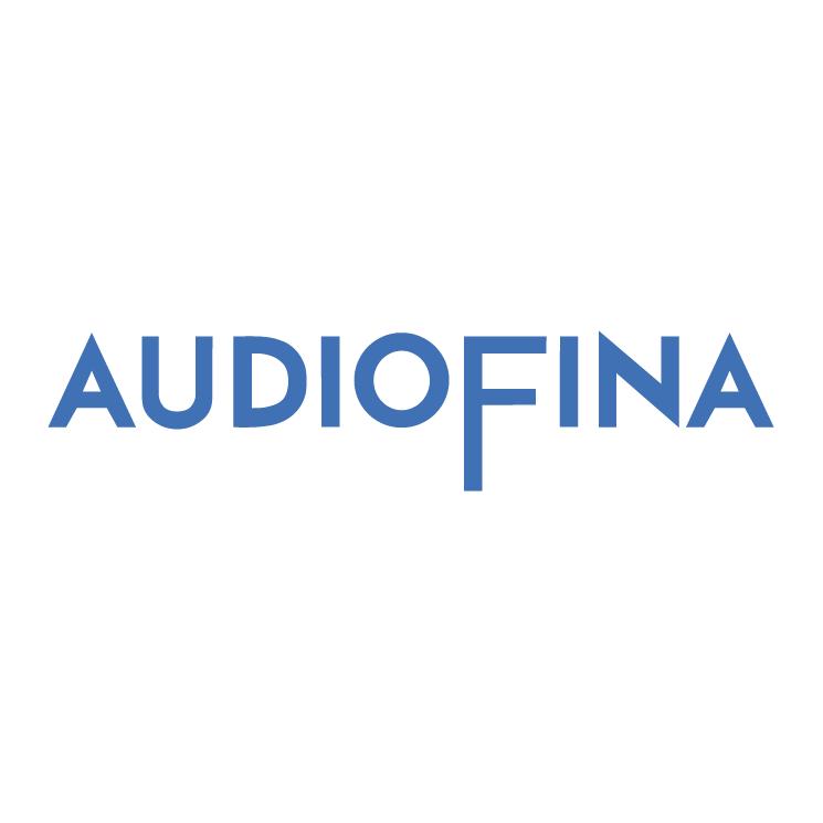 free vector Audiofina