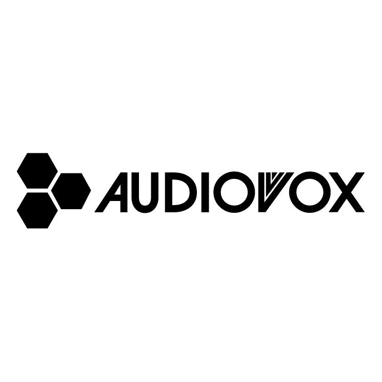 free vector Audiovox 2
