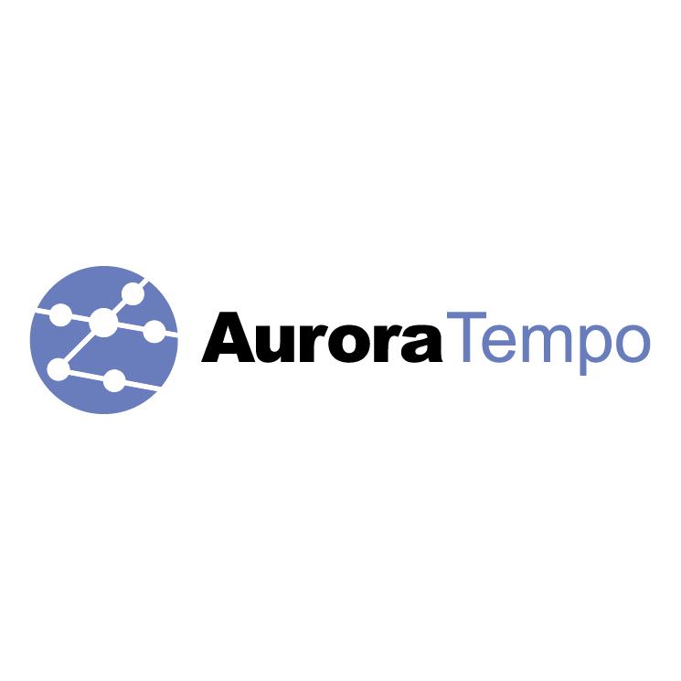 free vector Auroratempo