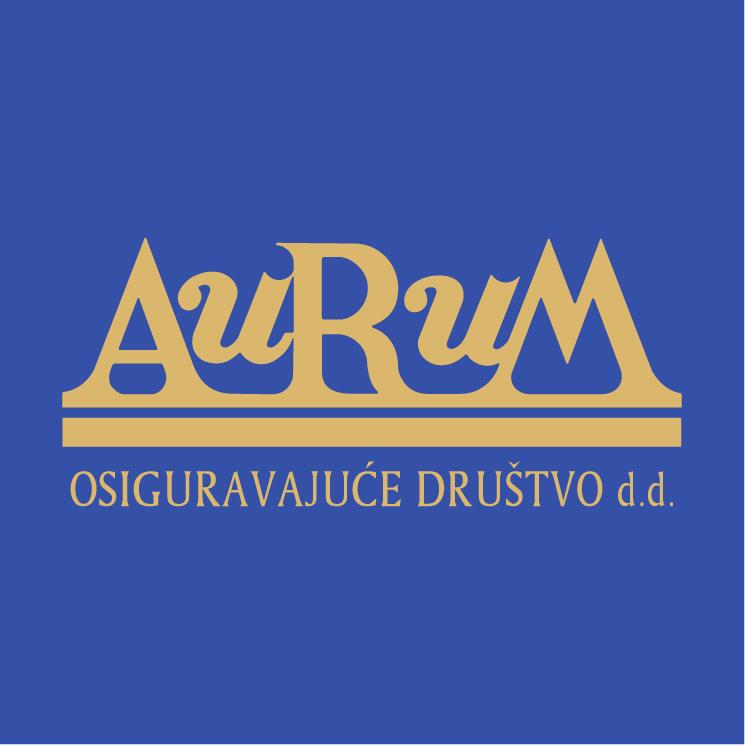 free vector Aurum osiguranje