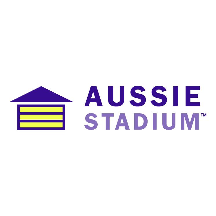 free vector Aussie stadium