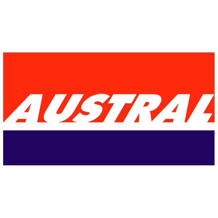 free vector Austral 0