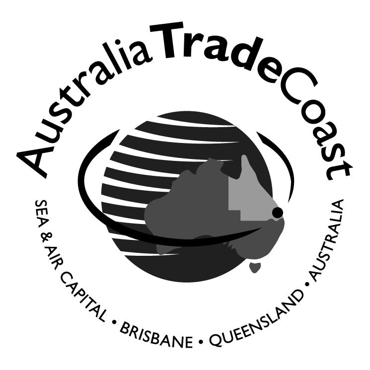 free vector Australia trade coast