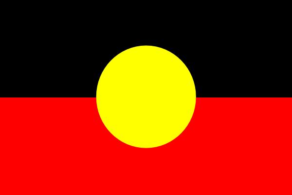 free vector Australian Aboriginies clip art