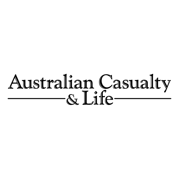 free vector Australian casualty life