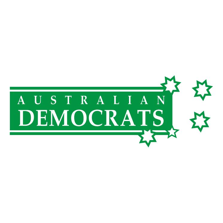 free vector Australian democrats
