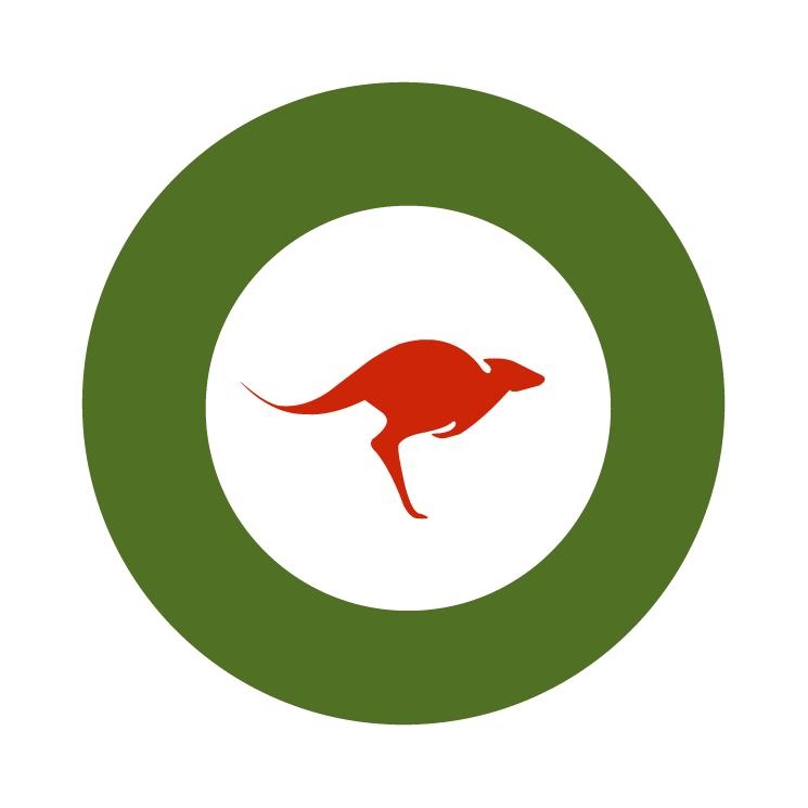 free vector Australian infront