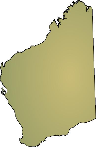free vector Australian Maps clip art