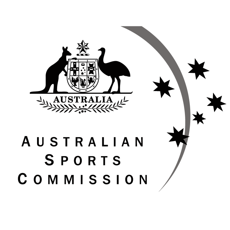 free vector Australian sports commission 0