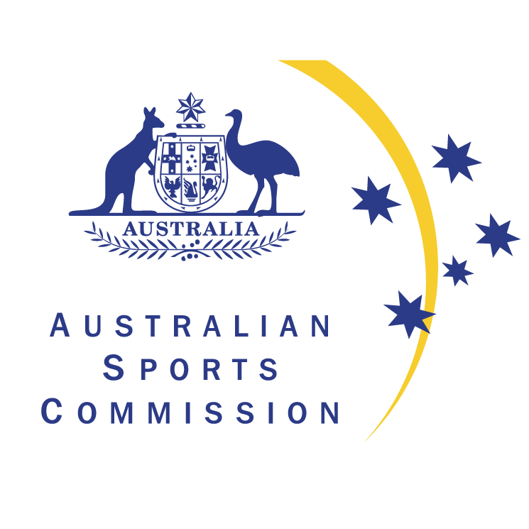 free vector Australian sports commission