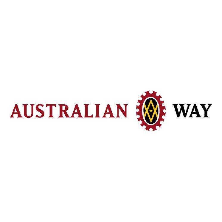 free vector Australian way