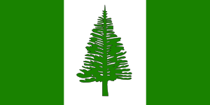 free vector AustraliaNorfolk Islands clip art