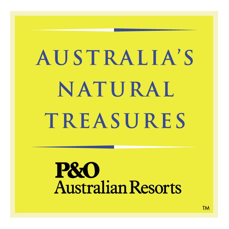 free vector Australias natural treasures
