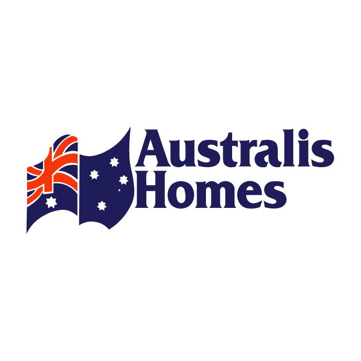 free vector Australis homes