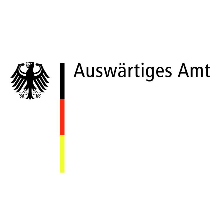 free vector Auswartigen amt