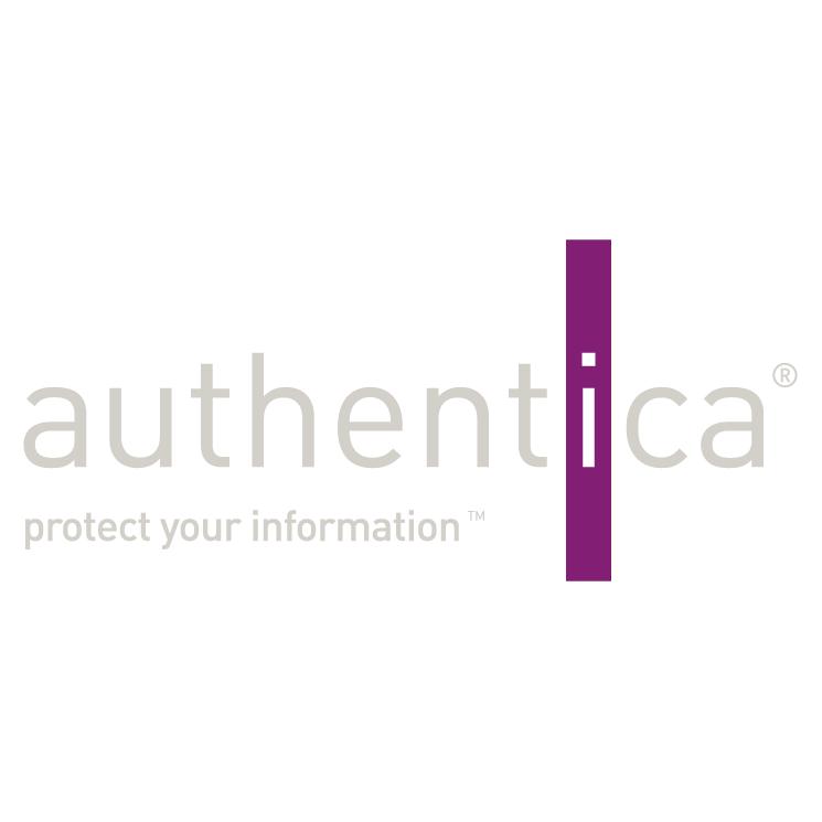free vector Authentica 1