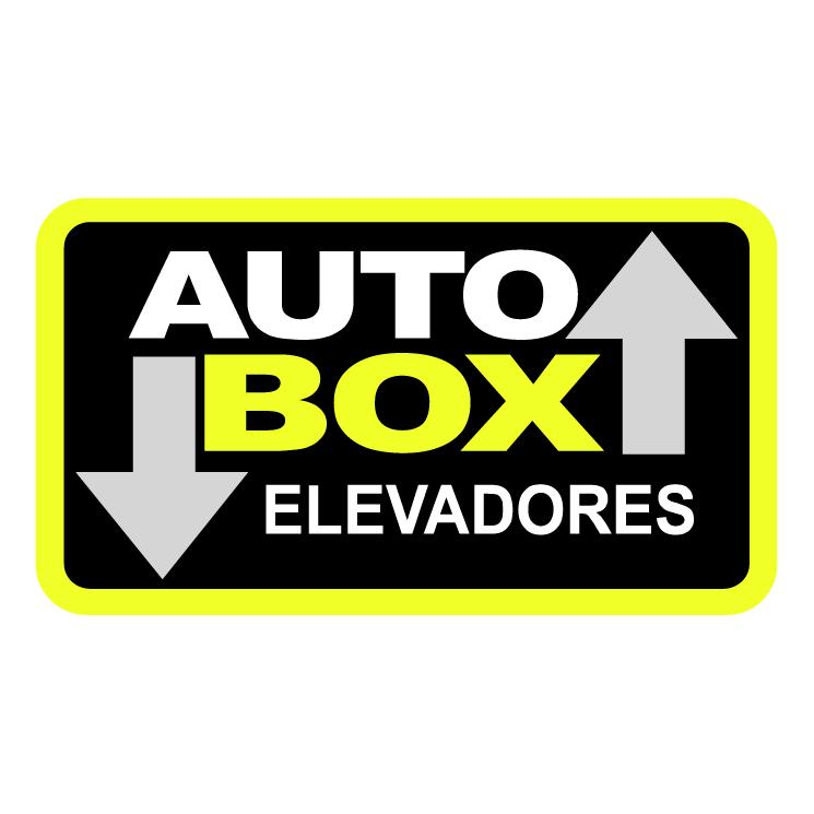 free vector Auto box elevadores