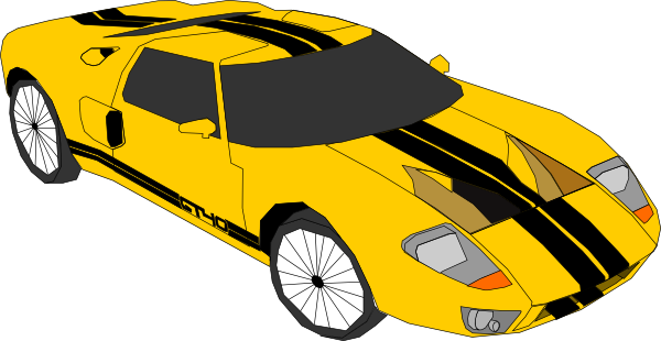 free vector Auto clip art