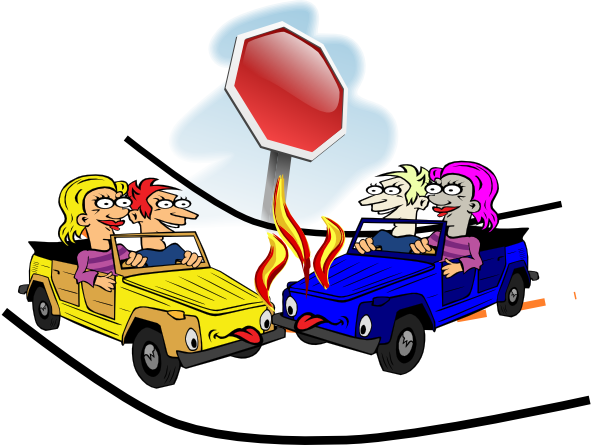 free clipart auto accident - photo #10