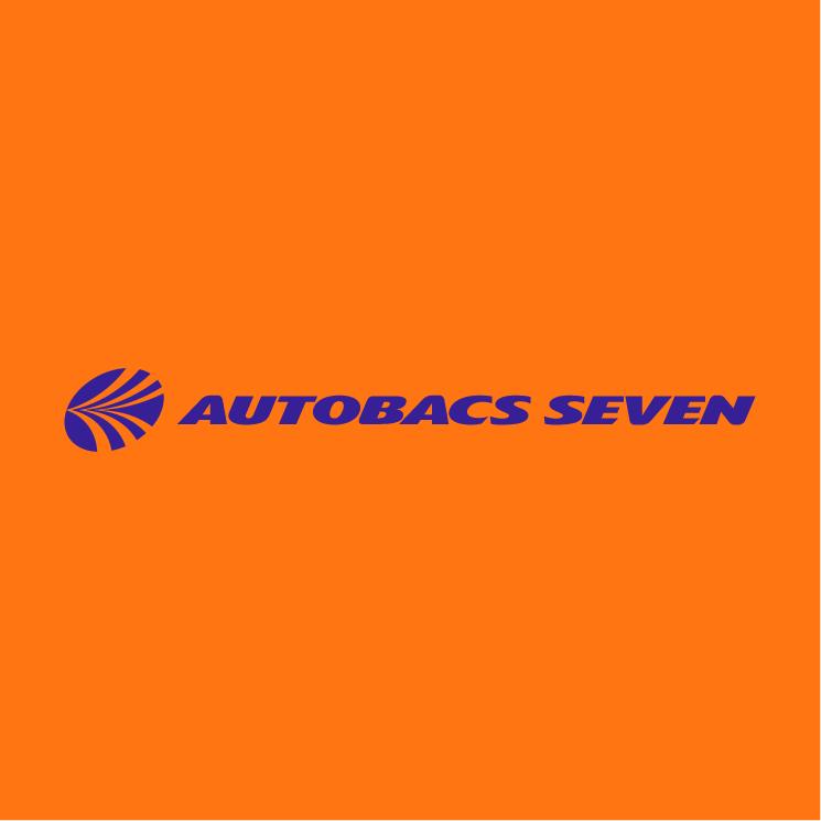 free vector Autobacs seven 0
