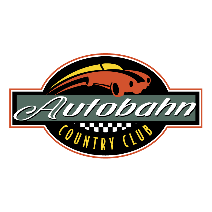 free vector Autobahn country club