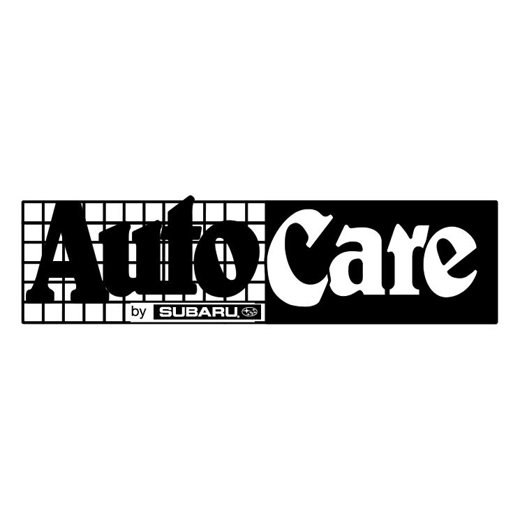 free vector Autocare by subaru