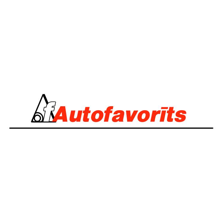 free vector Autofavorits