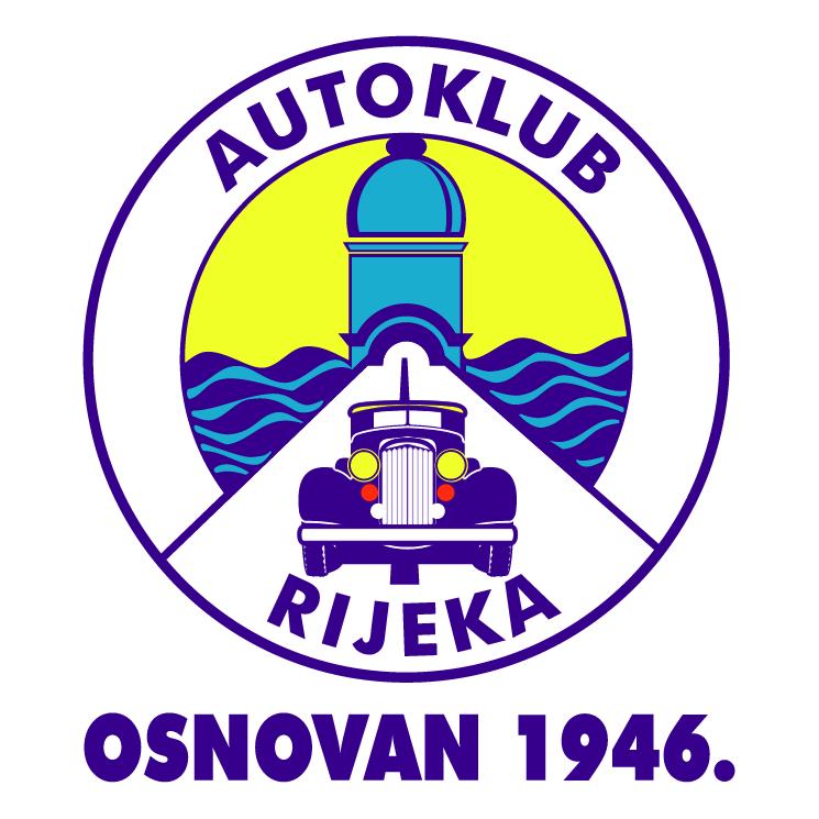 free vector Autoklub rijeka