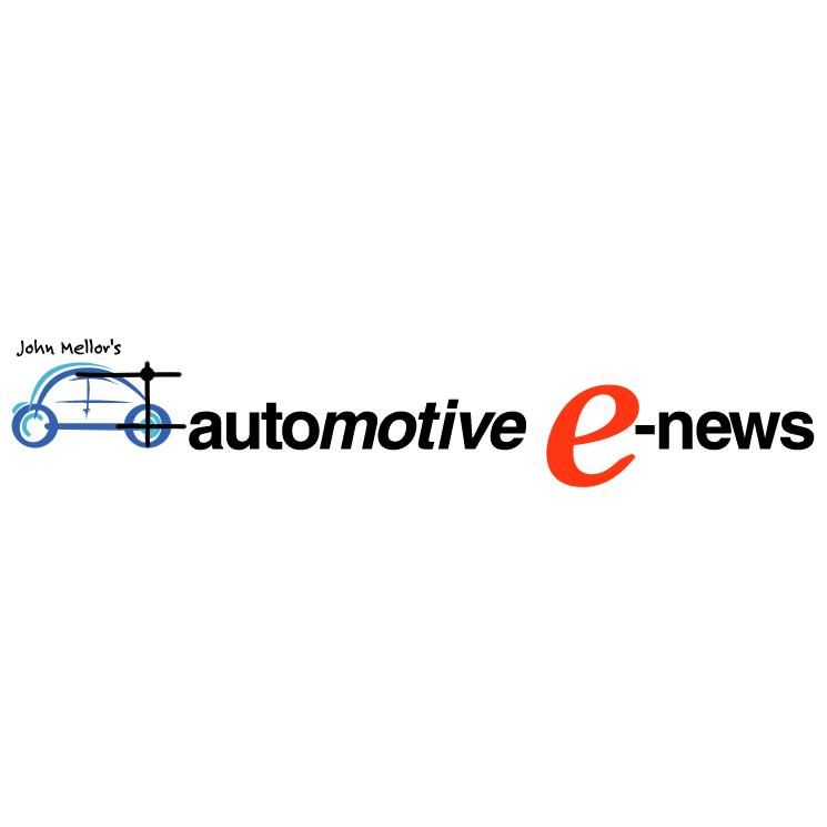 free vector Automotive e news