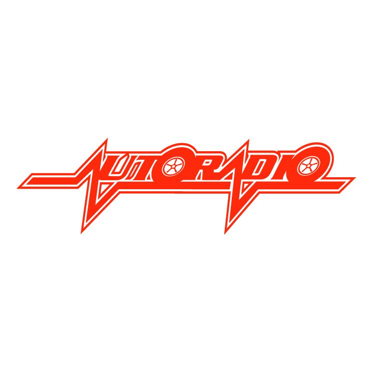 free vector Autoradio 2