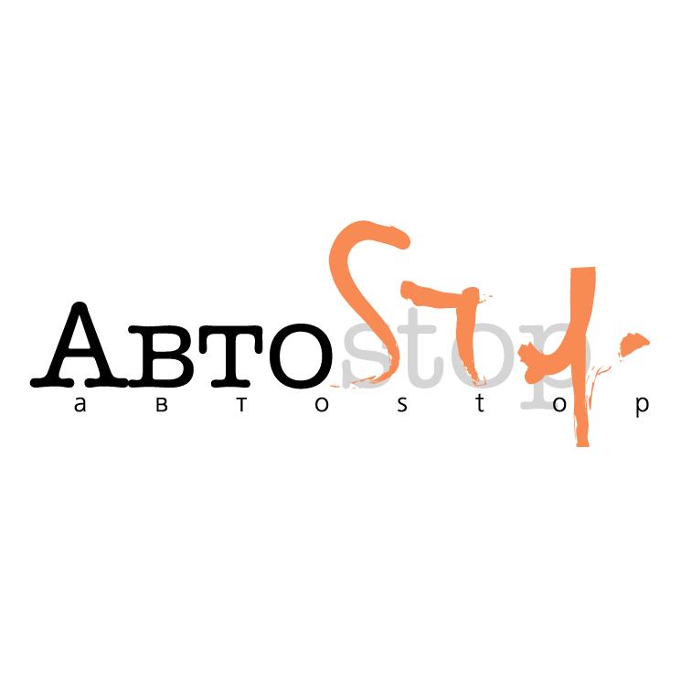 free vector Autostop