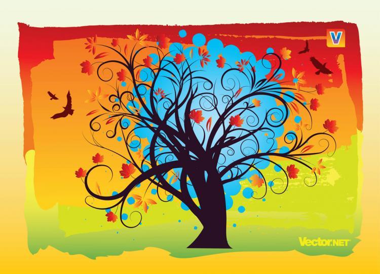 free vector Autumn