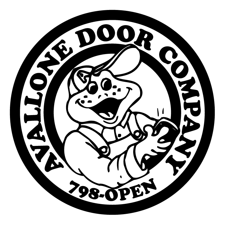 free vector Avallone door company 0