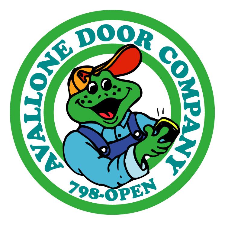 free vector Avallone door company