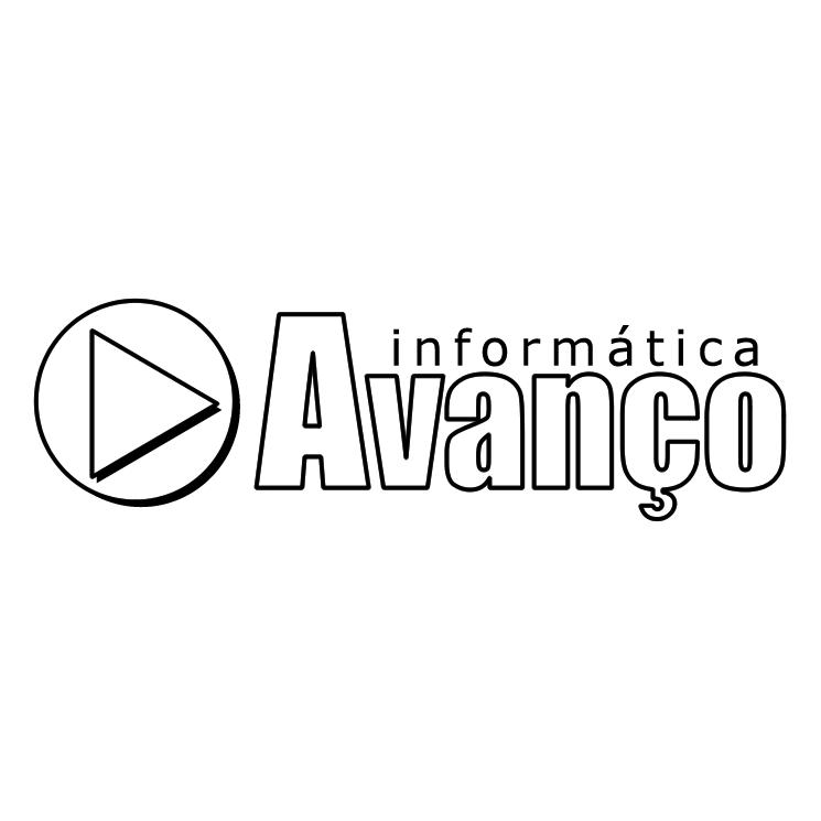 free vector Avanco informitica