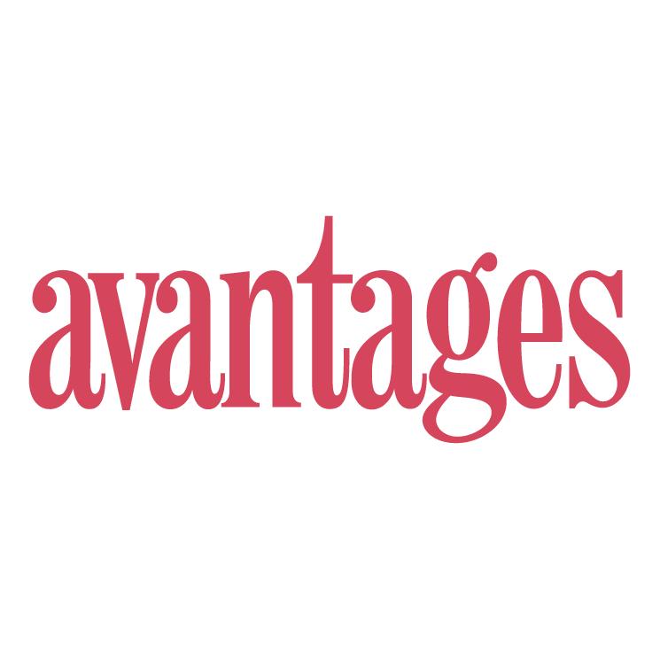 free vector Avantages