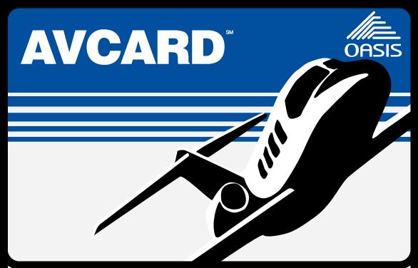free vector Avcard logo
